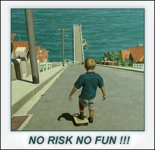 User Bild: NO RISK NO COOL FUN✔ ..